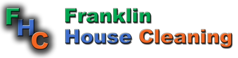 Franklin House Cleaning Logo